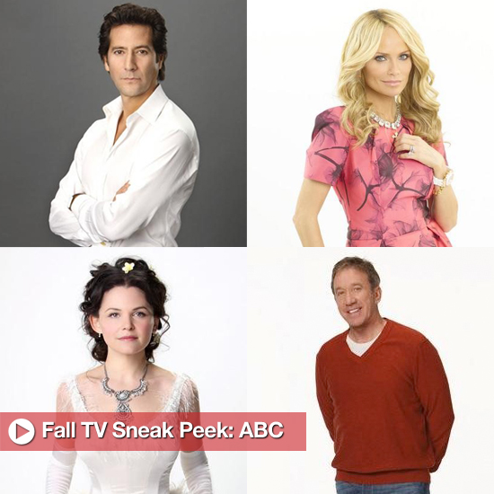 Get a Sneak Peek at ABC's New Shows