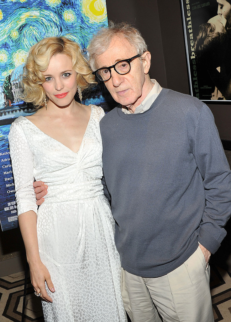 Woody Allen Photos