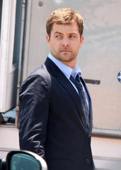 Joshua Jackson Takes a Gamble on a New Film Following His French Getaway With Diane
