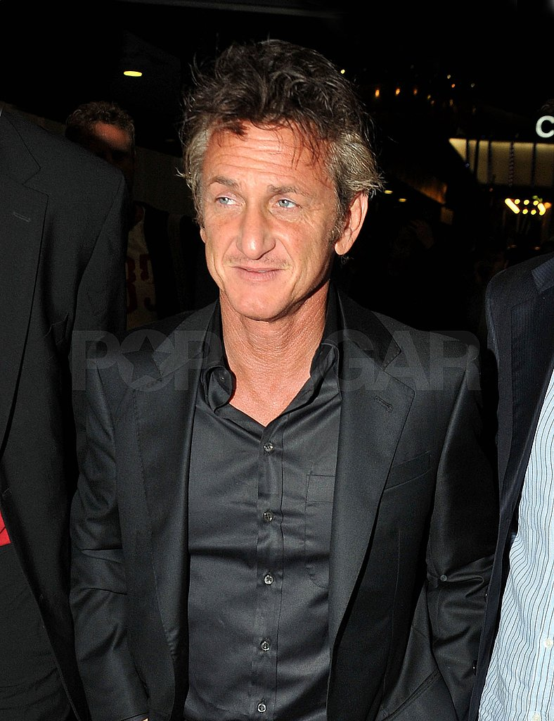 Sean Penn Photos
