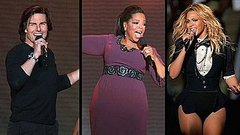 Video: Stars Throw Oprah a Giant Surprise Goodbye Party!