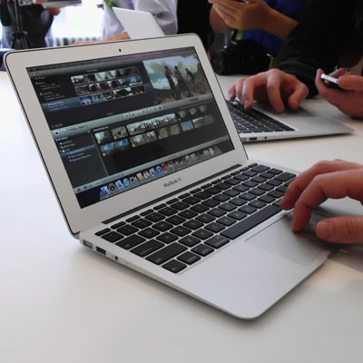 New MacBook Air Details and Rumors