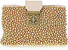 Trend Alert: Gold Studded Clutch Bags