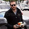 Jake Gyllenhaal Pictures During a Break From Filming End of Watch