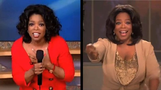 Video: Our Favourite Oprah Winfrey Show Highlights!