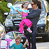 Jennifer Garner Photos With Violet and Seraphina