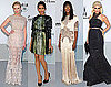 amfAR Cinema Against Aids Benefit: Pictures of Gwen Stefani, Rosario Dawson, Naomi Campbell, and More