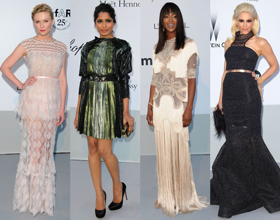 Fashion, Film, and Philanthropy Collide at amfAR's Cinema Against AIDS Gala