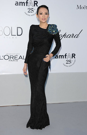 Zhang Ziyi in Dior couture