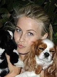 Julianne Hough Rocks a Bikini and Spends Quiet Time With Her Pups