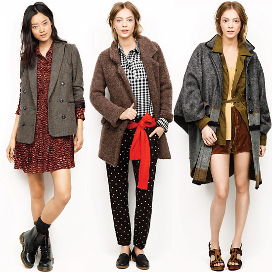 We've got a sneak peek at Madewell's Fall lookbook.