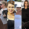 Pictures of Kate Hudson, Pink, Jessica Alba, and Alyssa Milano Pregnant