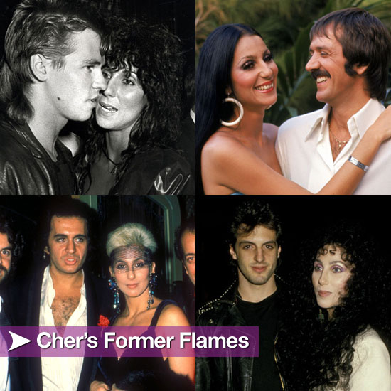 We Turn Back Time to See Birthday Girl Cher's Former Flames