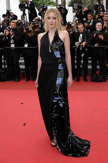 Ludivine Sagnier in Louis Vuitton