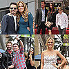 Pictures of Pregnant Victoria Beckham and Jennifer Lopez