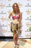 Whitney Port Throws on a Bikini to Host a Las Vegas Pool Party