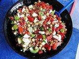 Spelt Mixed Salad