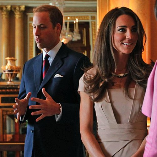 Kate Middleton Pictures Welcoming President Obama to the UK With Prince William
