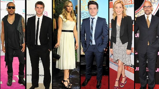 Video: Meet the Hot Cast of The Hunger Games!