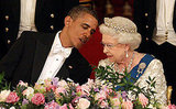 Barack Dons Tails and Michelle Flashes a Smile For a Date Night With the Queen