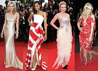 2011 Cannes Film Festival: Best Celebrity Fashion including Kirsten Dunst, Angelina Jolie, Diane Kruger and Bar Refaeli