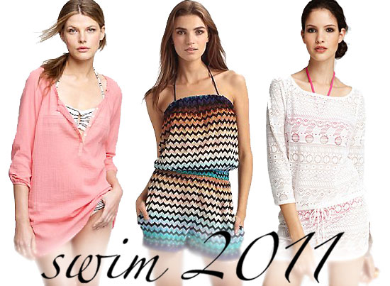 The Best Beach Cover Ups For Summer 2011