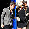 Pictures of Kate Moss and Jamie Hince Holding Hands