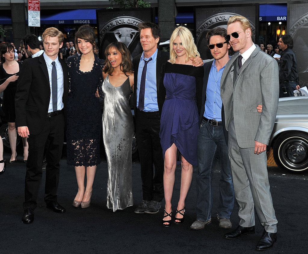 Photos From the X-Men: First Class Premiere in New York