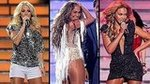 Video: Beyoncé, Jennifer, Carrie, and Lady Gaga Take the Stage For Scotty McCreery's American Idol Win!