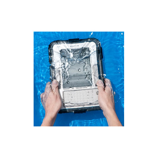 A Waterproof Ereader Case