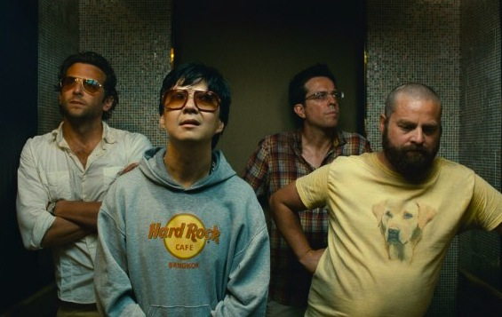 Laziest Sequel: The Hangover Part II