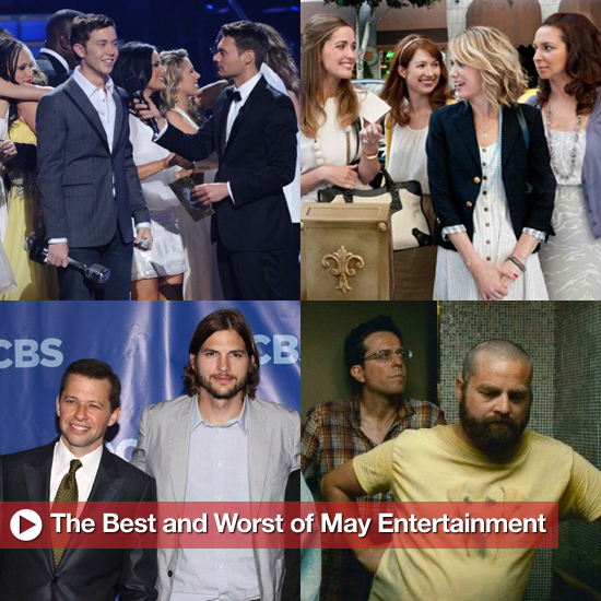 Buzz Backtrack: The Best and Worst of May Entertainment