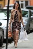 Pippa Middleton Wraps Up a Long Work Week With Shopping