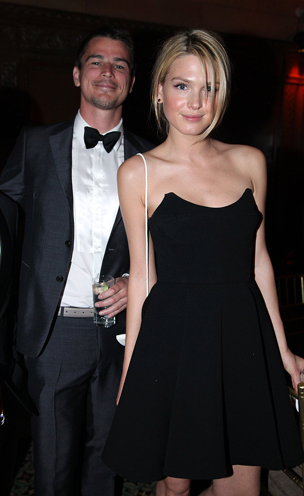 Kate Winslet Honors Mario Testino at a Bash With Josh Hartnett and Sophia Lie