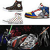 Geeky Sneakers