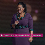 Oprah Says Farewell