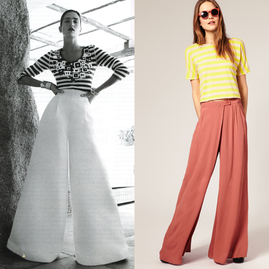 Summer Pants Trend: Palazzo Pants