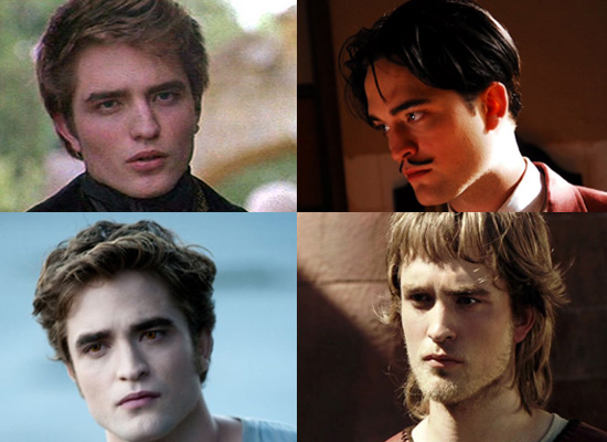 Mane Man: Look at Robert Pattinson's On-Screen Hairstyles!
