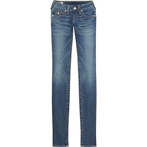 True Religion - JULIE CRYSTAL PAVE JEANS