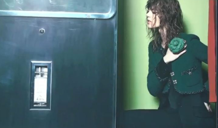 A Preview of the Carine Roitfeld-Styled Fall 2011 Chanel Ad Campaign