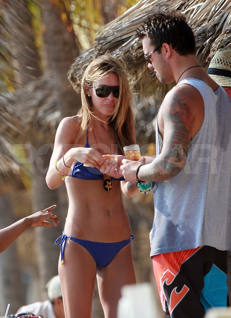 Audrina Patridge Celebrates Memorial Day Bikini Style South of the Border