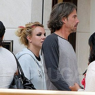 Britney Spears Pictures Shopping With Jason Trawick