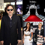 Photos of Tim Burton Exhibit at LACMA