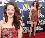 Kristen Stewart at 2011 MTV Movie Awards