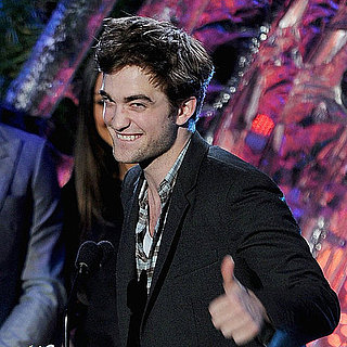 Robert Pattinson MTV Movie Awards Pictures