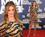 Rosie Huntington-Whiteley at 2011 MTV Movie Awards 2011-06-05 17:25:07