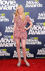 Elle Fanning(2011 MTV Movie Awards)