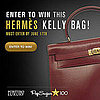 Win an Hermes Bag 2011-06-01 10:03:00