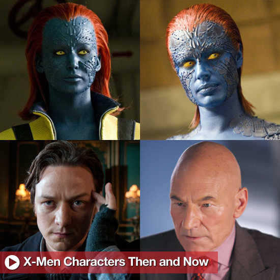 men Names Related Keywords & Suggestions - X-men Names Long Tail ... X Men First Class Characters Names