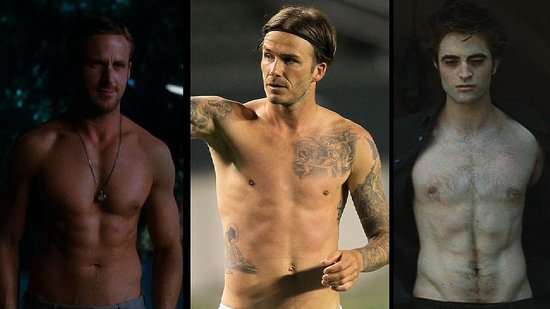 Video: 10 Sexiest Celebrity Men of 2011!